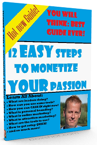 Free Monetize Your Passion Guide